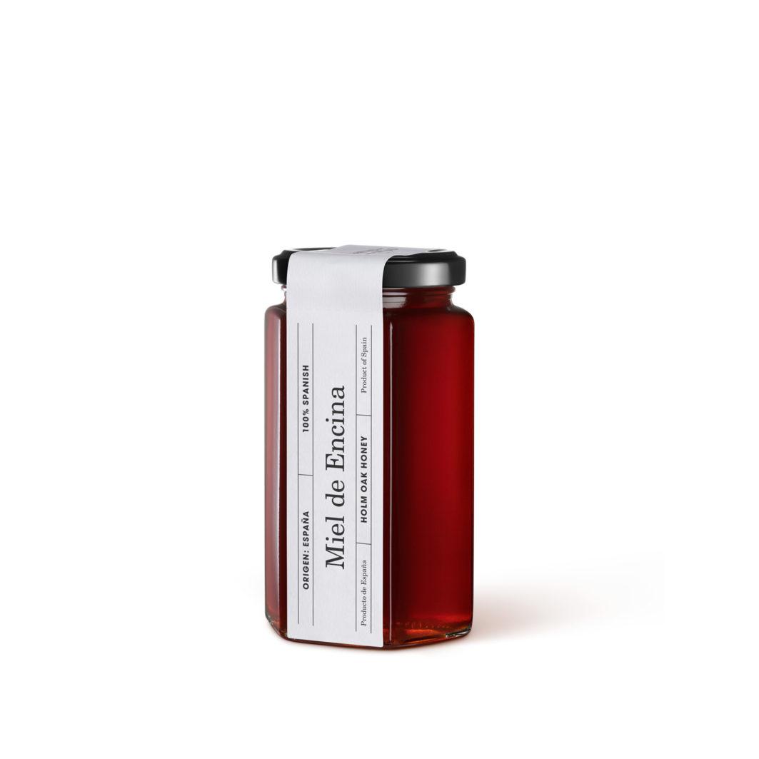 Miel de encina Holm oak Honey - Camino Mitad
