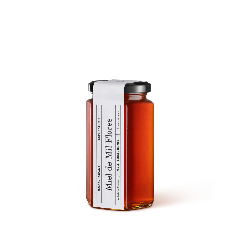 Miel de Mil Flores Multifloral Honey - Camino Mitad