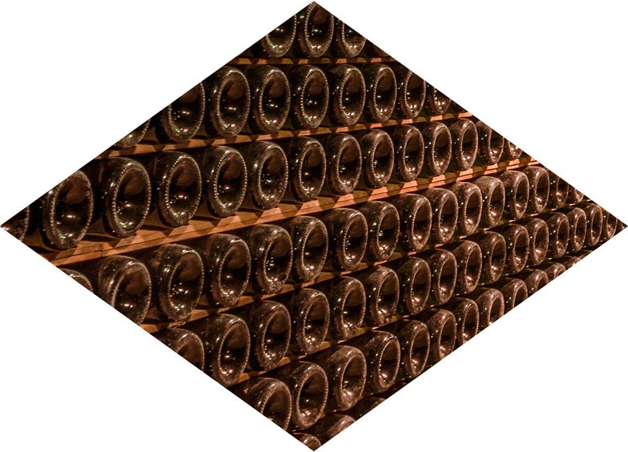 Bodegas tradicionales y botellas