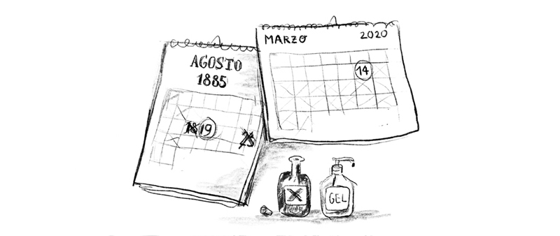 Epidemias y pandemias Azagra Covid19